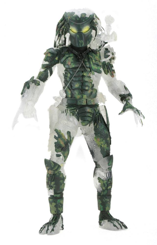 Predator Actionfigur 1/4 Jungle Demon 30th Anniversary 51 cm