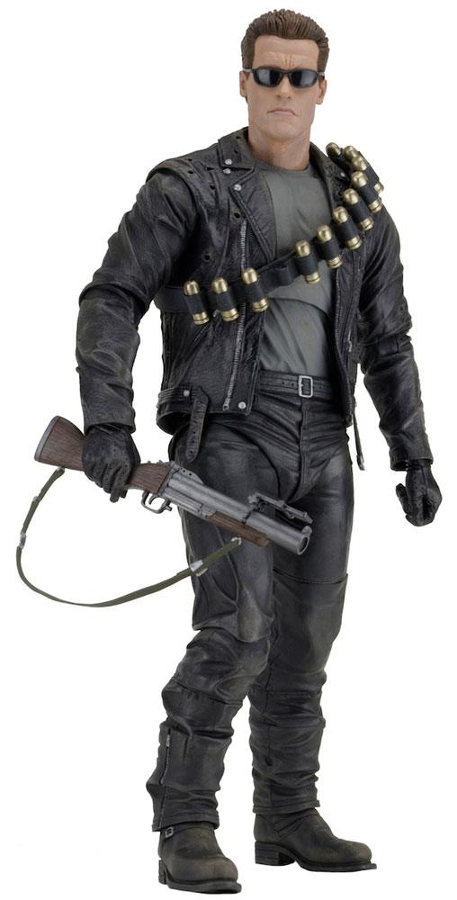Terminator 2 Judgment Day Action Figure 1/4 T-800 45 cm