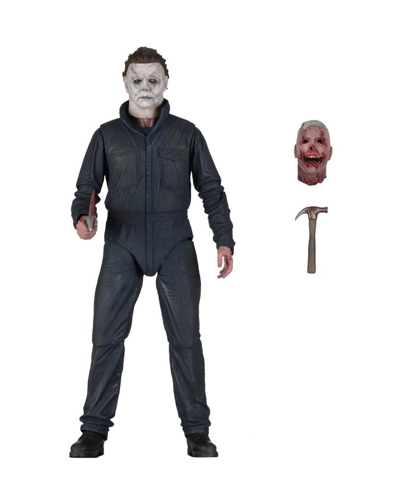 Michael Myers Halloween 2018 1/4 Action Figure by NECA