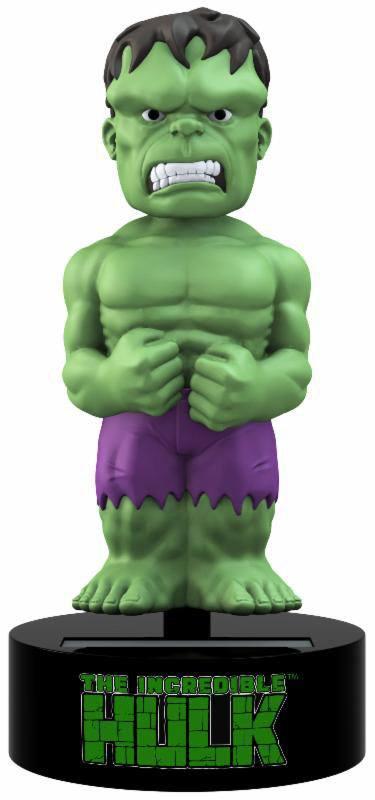 Marvel Comics Body Knocker Bobble-Figure Hulk 15 cm