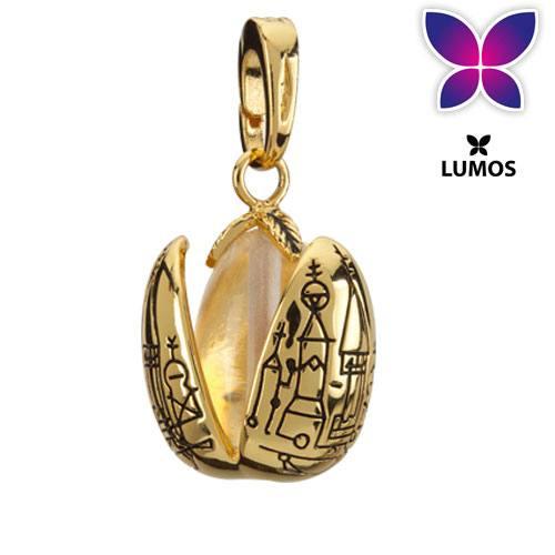 Harry Potter Bracelet Charm Lumos Golden Egg