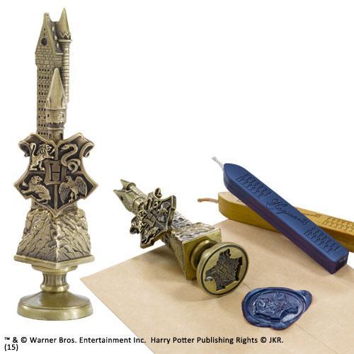 Harry Potter Wax Stamp Hogwarts 10 cm