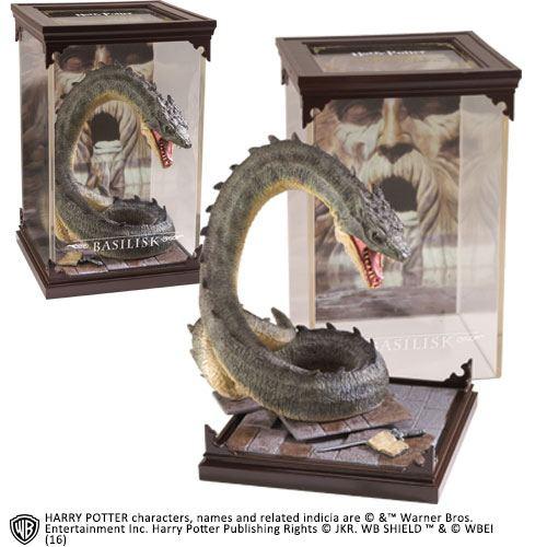 Harry Potter Magical Creatures Statue Basilisk 19 cm