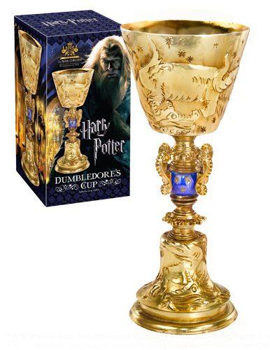Harry Potter Replica The Dumbledore Cup 27 cm