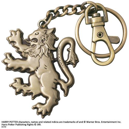 Harry Potter Metal Keychain Gryffindor 7 cm