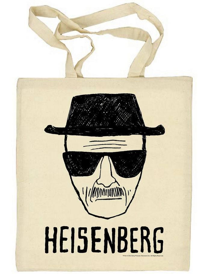 Breaking Bad Tote Bag Heisenberg