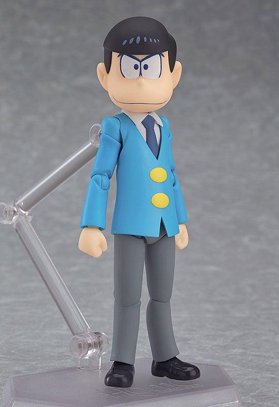 Osomatsu-san Figma Action Figure Karamatsu Matsuno 12 cm
