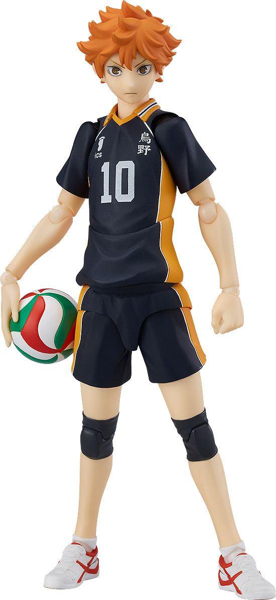Haikyu!! Figma Action Figure Shoyo Hinata 14 cm