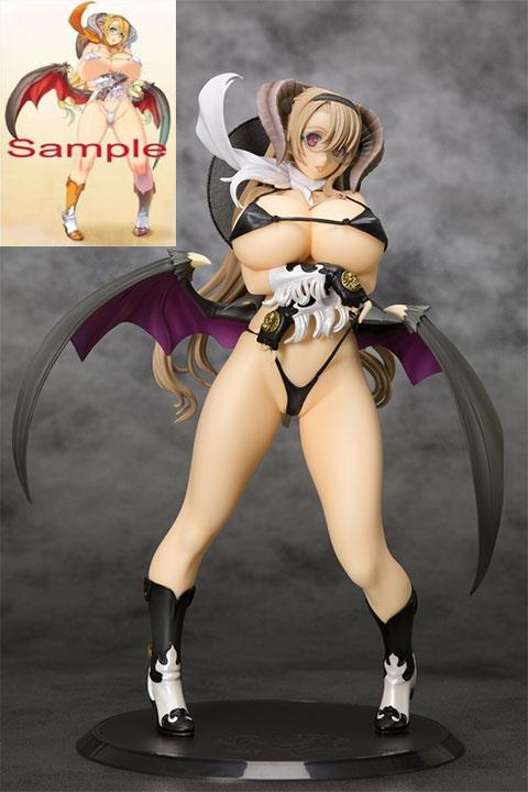 Seven Deadly Sins Greed Statue 1/8 Mammon Another Color Ver. 25 cm