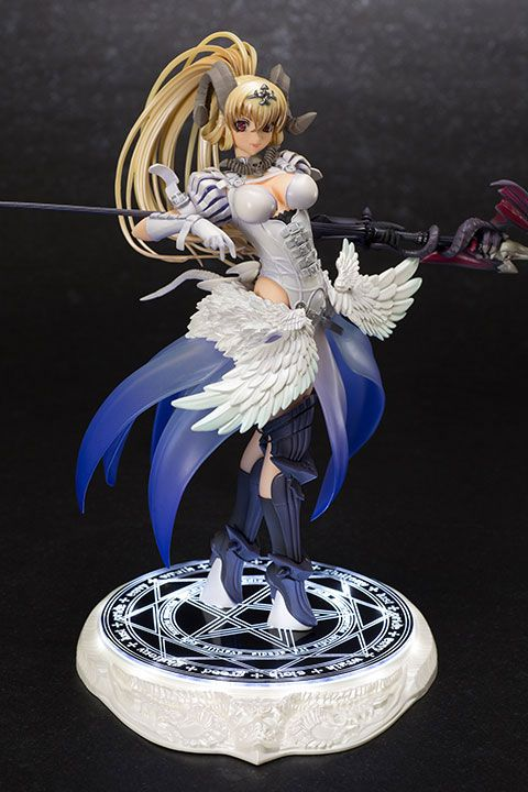 Seven Deadly Sins Statue 1/8 Lucifer A New Translation Descent Limited Base Version 24 cm