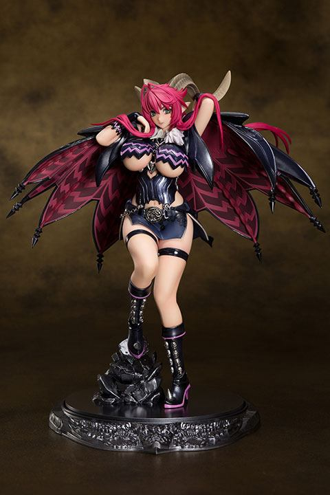 Seven Deadly Sins Statue 1/8 Asmodeus A New Translation 23 cm