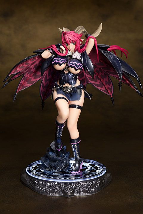 Seven Deadly Sins Statue 1/8 Asmodeus A New Translation Descent Limited Base Version 23 cm