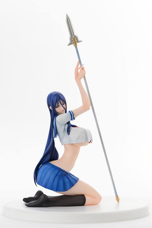 Magical Girl Mahou Shoujo PVC Statue 1/7 Misa Suzuhara Sailor Blouse Ver 22 cm