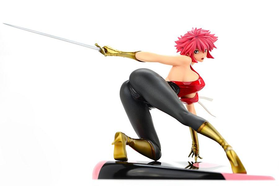 Cutie Honey PVC Statue Cutie Honey Infinite Premium 17 cm