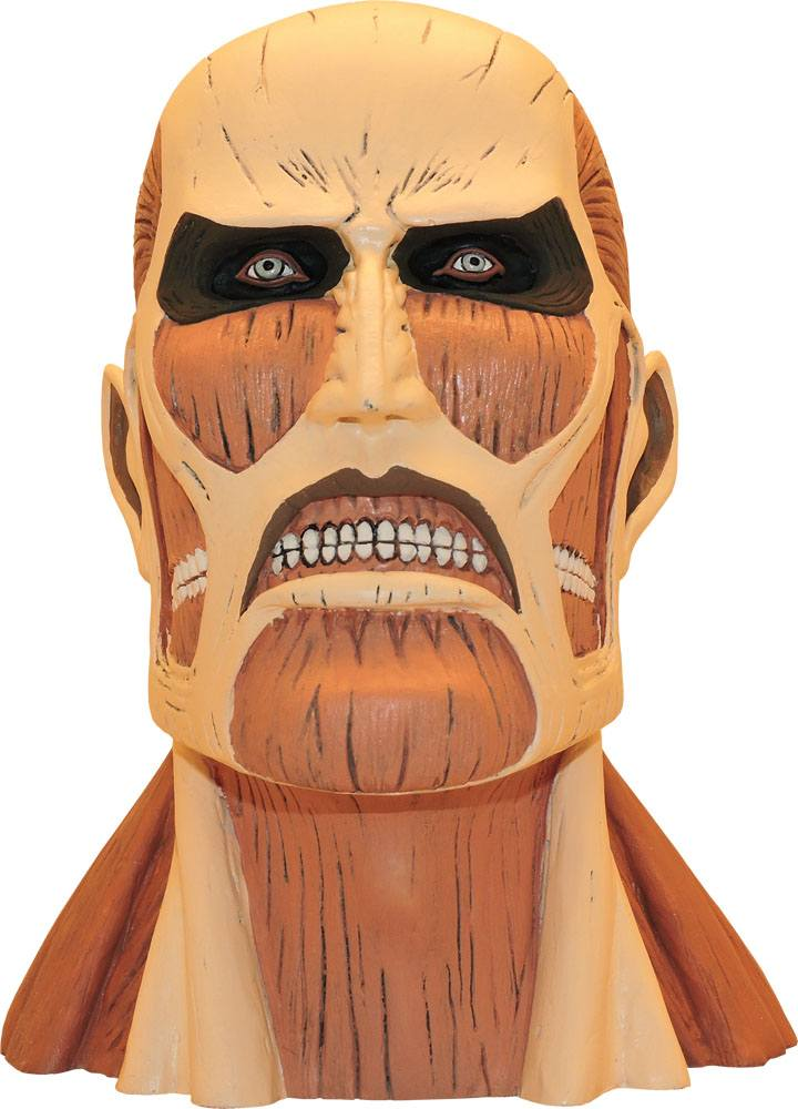 Attack on Titan Bust Colossal Titan 23 cm