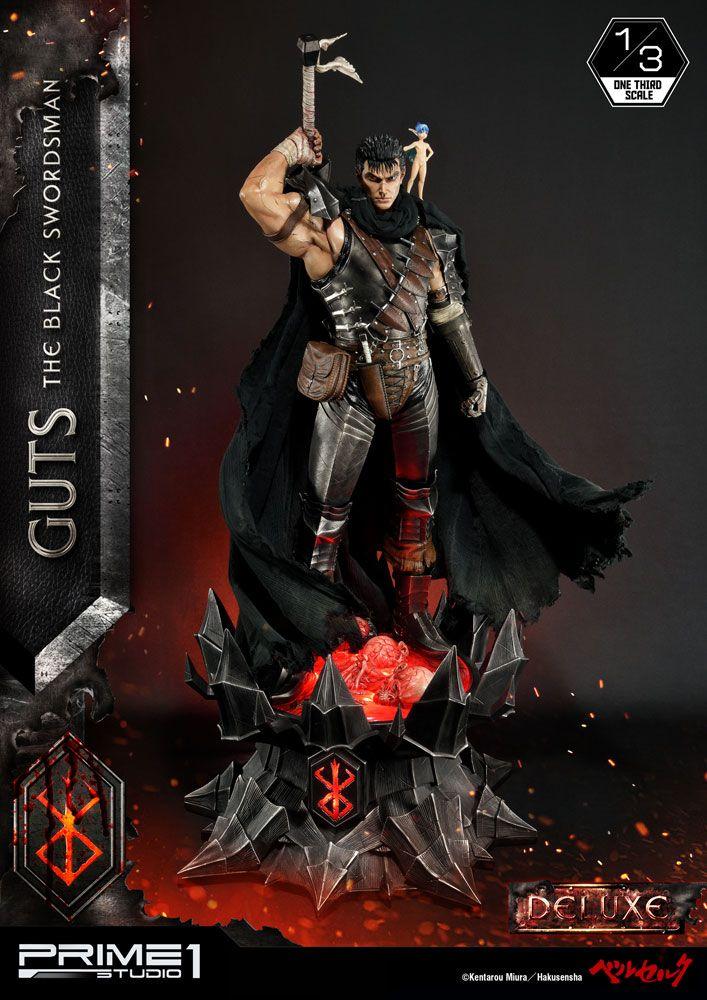 Guts Deluxe Version Berserk Museum Masterline 1/3 Scale Statue by Prime 1 Studio