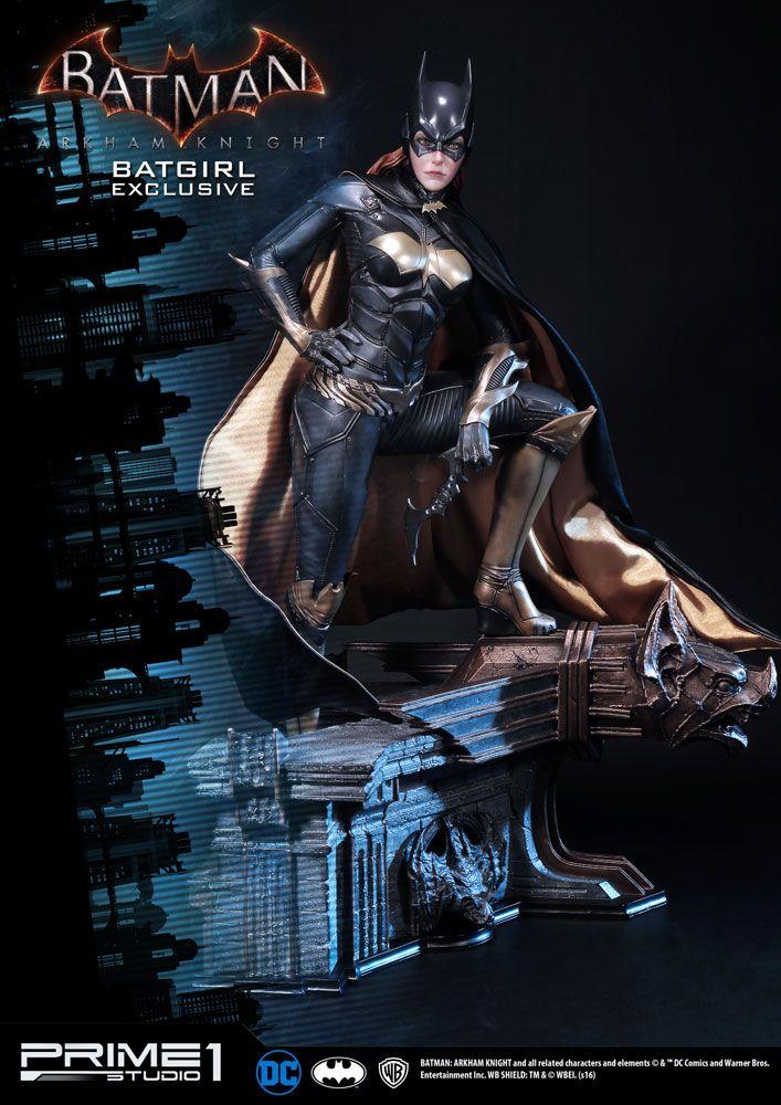 Batman Arkham Knight 1/3 Statues Batgirl & Batgirl Exclusive 74 cm Assortment (3)