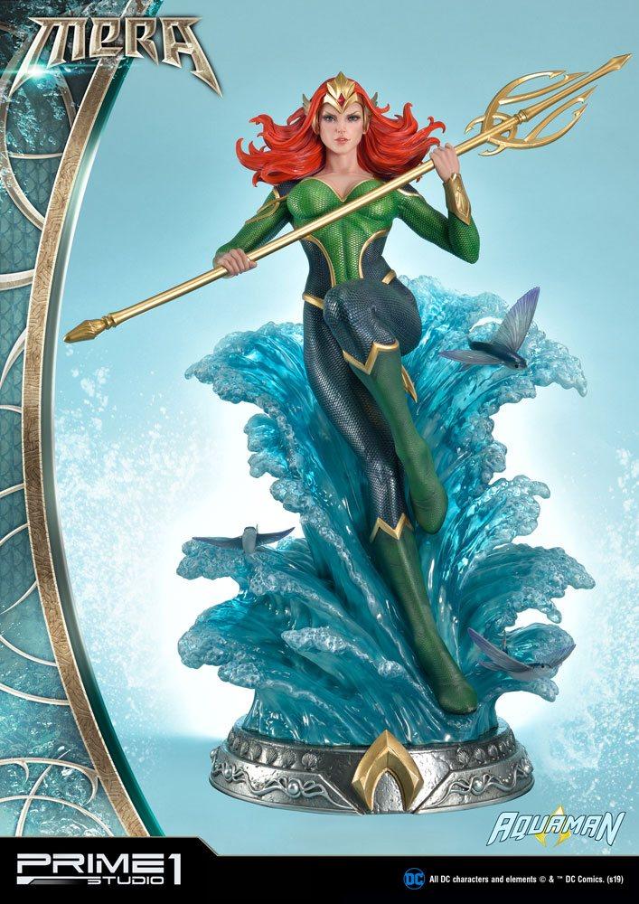Mera Aquaman DC Comics Statue by Prime 1 Studio