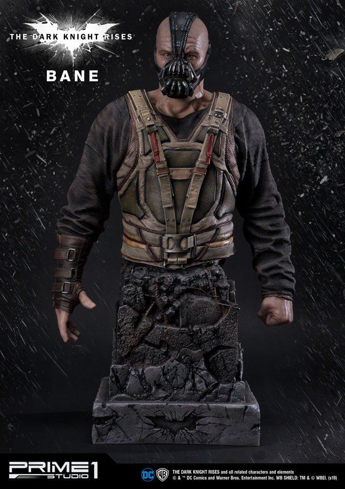 Bane The Dark Knight Rises Premium 1/3 Scale Bust by Prime 1 Studio