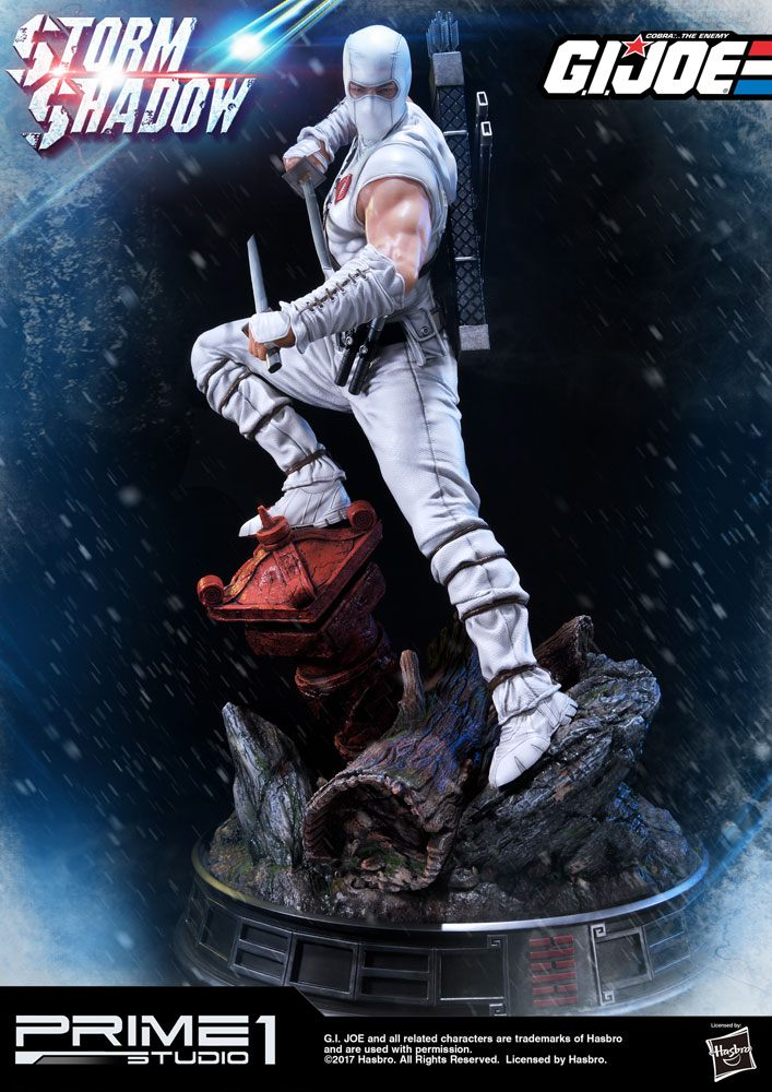 G.I. Joe Statue Storm Shadow 63 cm