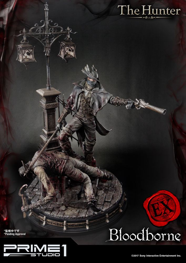 Bloodborne The Old Hunters Statue The Hunter & The Hunter Exclusive 82 cm Assortment (3)