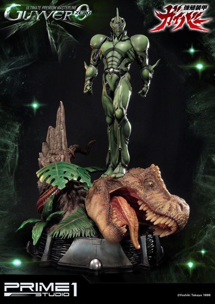 Guyver The Bioboosted Armor Statue Guyver 0 86 cm