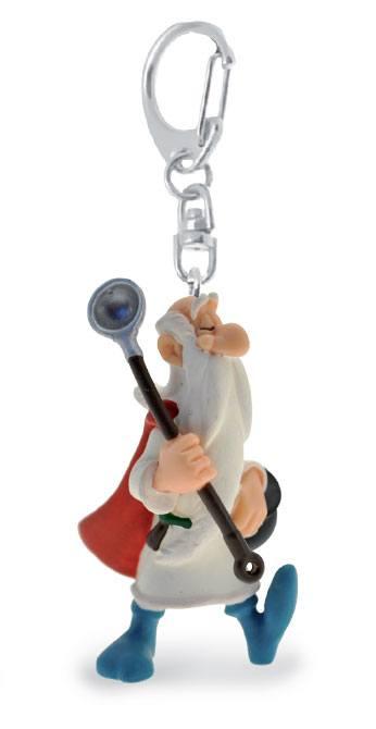 Asterix Keychain Getafix 10 cm