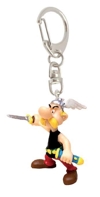 Asterix Mini Keychain Asterix Sword 8 cm