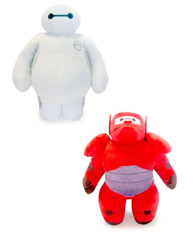 Big Hero 6 Plush Figures 30 cm Assortment (12)