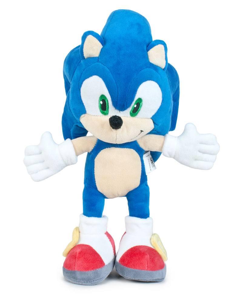 Sonic The Hedgehog Plush Figure Sonic 30 cm