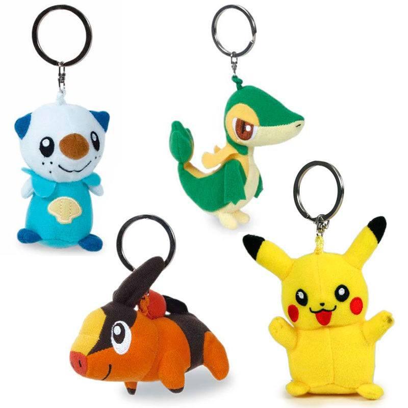 Pokemon Plush Keychains 17 cm Assortment (20)