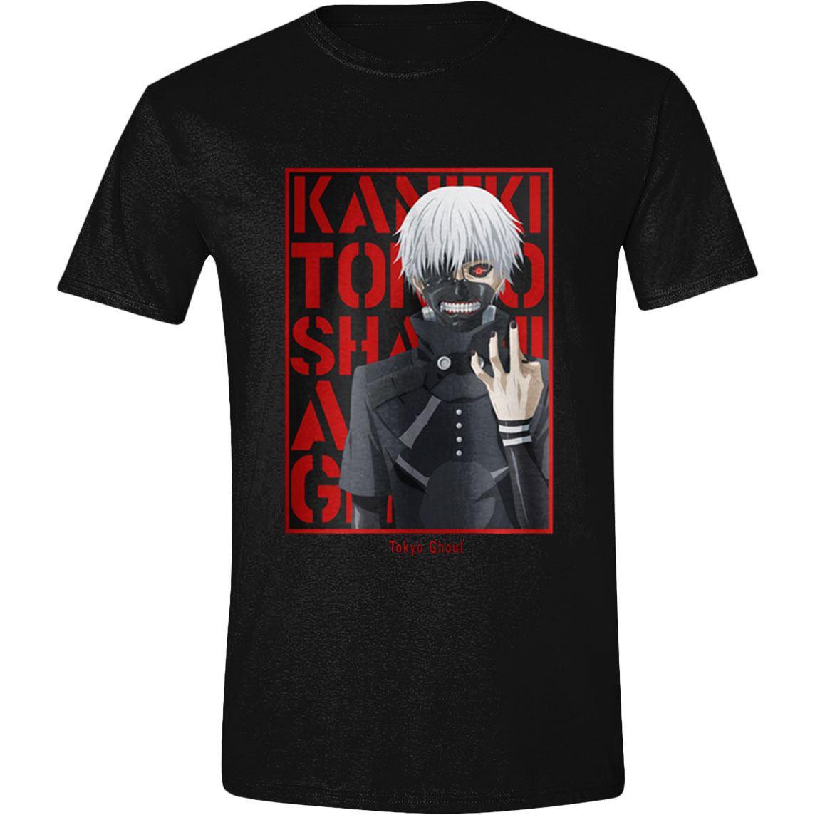 Tokyo Ghoul T-Shirt Kaneki Size XL