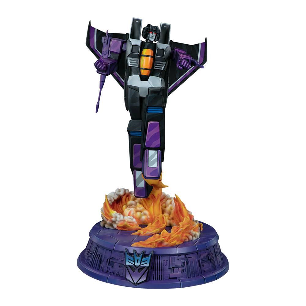 Skywarp G1 Transformers Museum Scale Statue by Pop Culture Shock