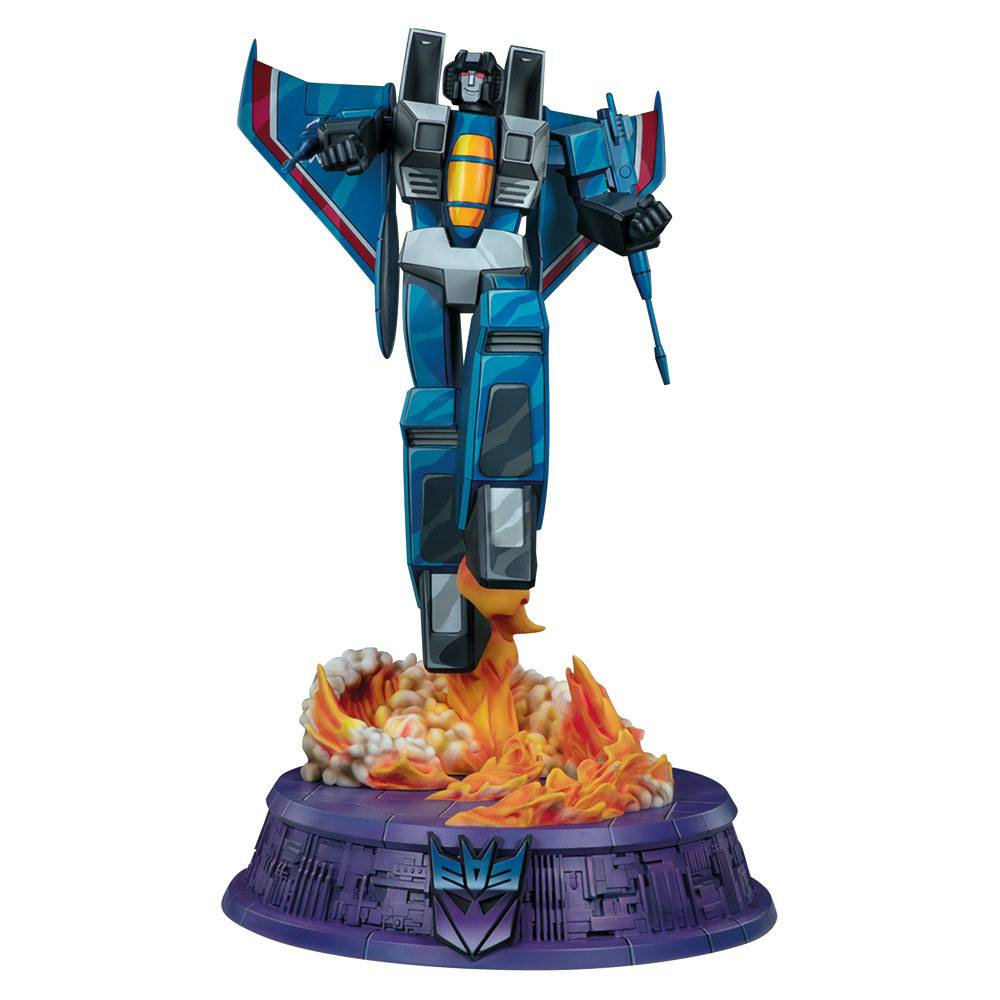 Thundercracker G1 Transformers Museum Scale Statue by Pop Culture Shock