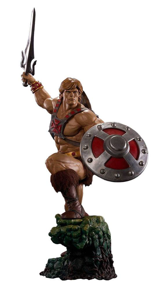He-Man Masters of the Universe 1/4 Statue by Pop Culture Shock