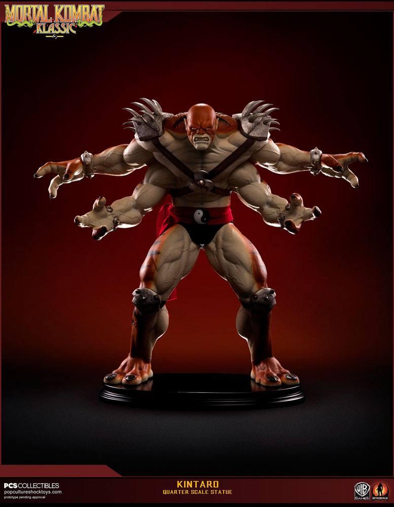 Mortal Kombat Klassik Statue 1/4 Kintaro 54 cm