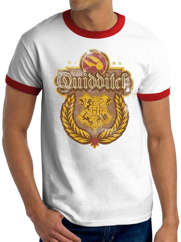 Harry Potter T-Shirt Quidditch Size XL