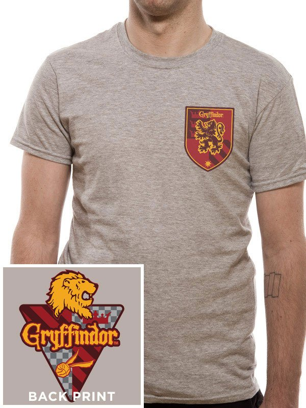 Harry Potter T-Shirt House Gryffindor Size S