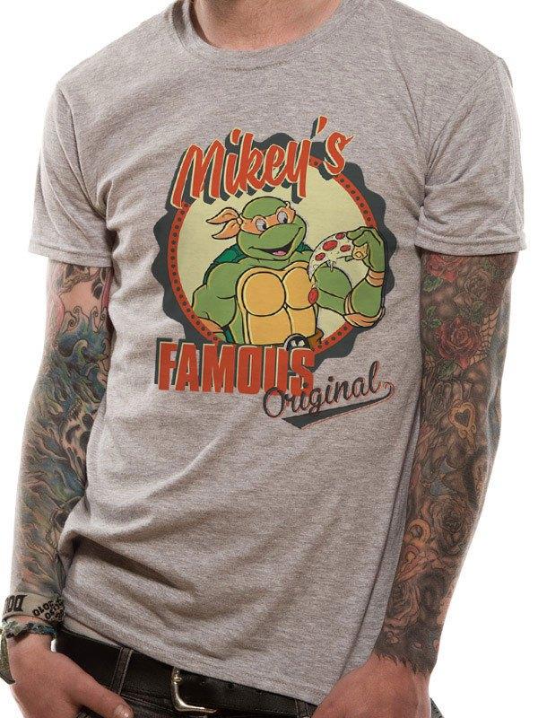Teenage Mutant Ninja Turtles T-Shirt Mikey's Original Size XXL
