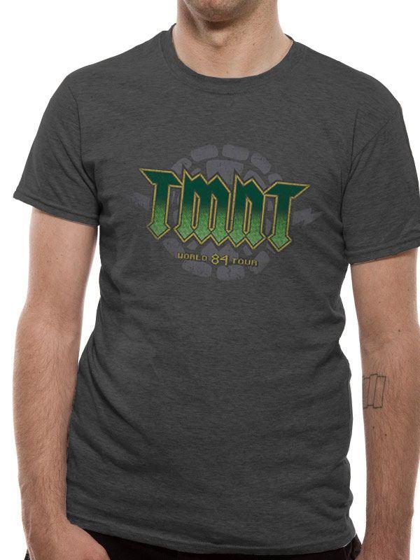 Teenage Mutant Ninja Turtles T-Shirt World Tour Size S