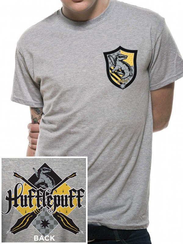 Harry Potter T-Shirt House Hufflepuff Size L