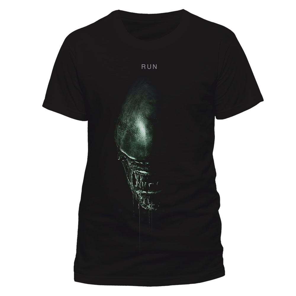 Alien Covenant T-Shirt Run Size XL