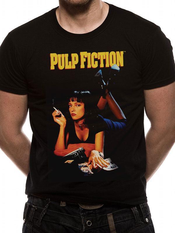 Pulp Fiction T-Shirt Uma Size L