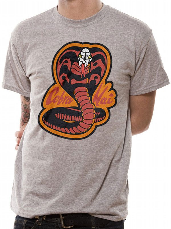 The Karate Kid T-Shirt Cobra Kai Size L