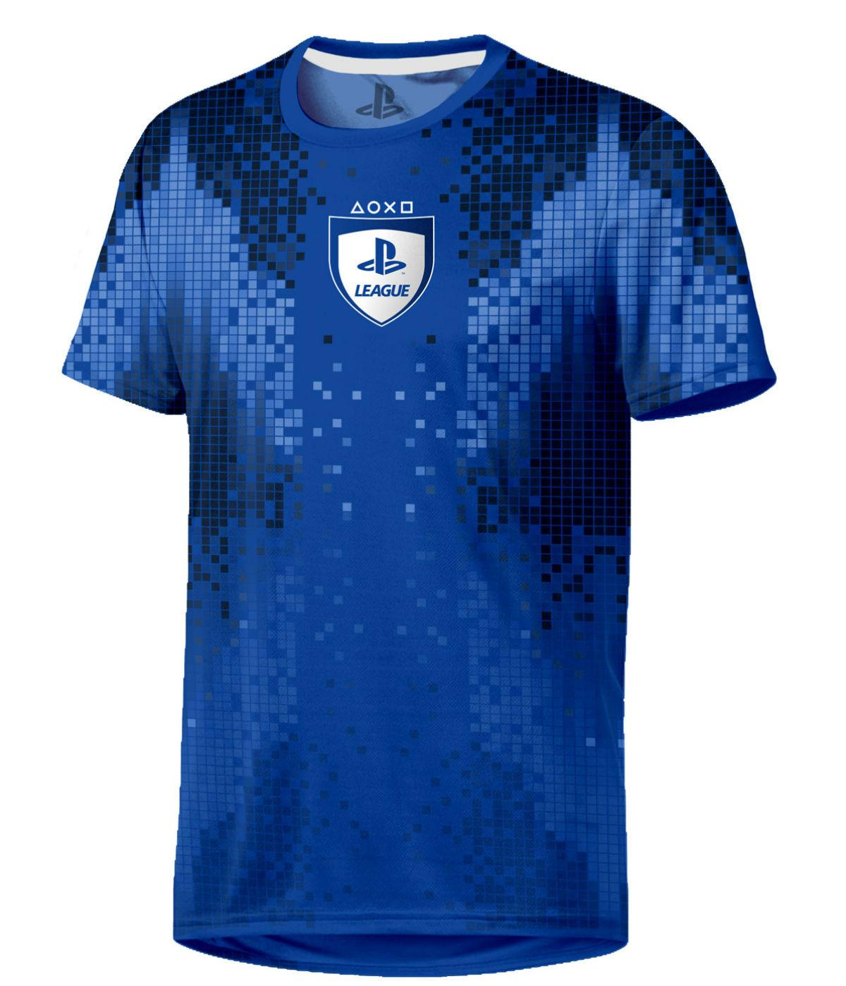 PlayStation eSport Gear Functional T-Shirt Pixel Size M