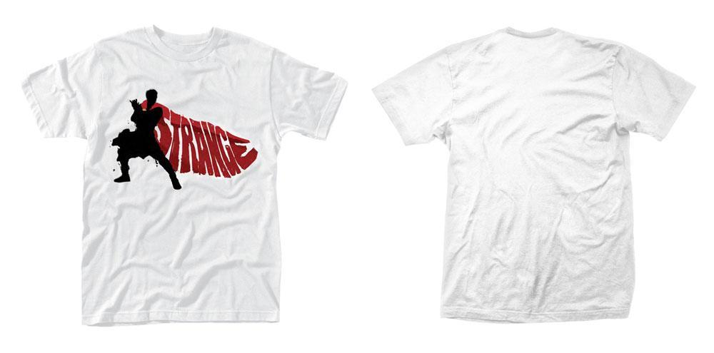 Doctor Strange T-Shirt Cape Size S