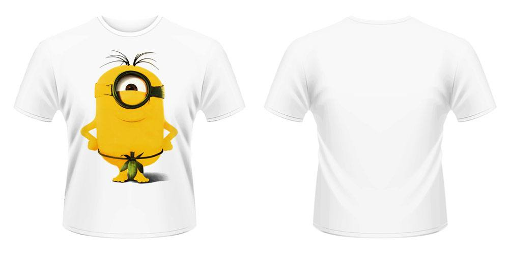 Minions T-Shirt Good To Be King Size XL