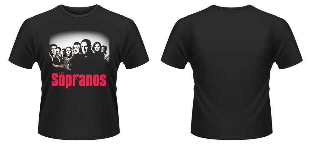 Sopranos T-Shirt Crew Size M
