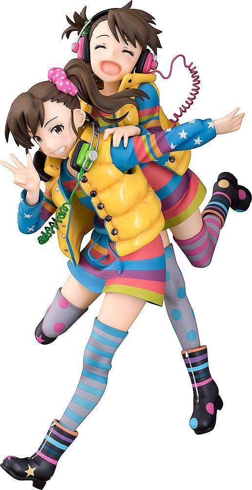 The Idolmaster Statue 1/8 Ami & Mami Futami 24 cm