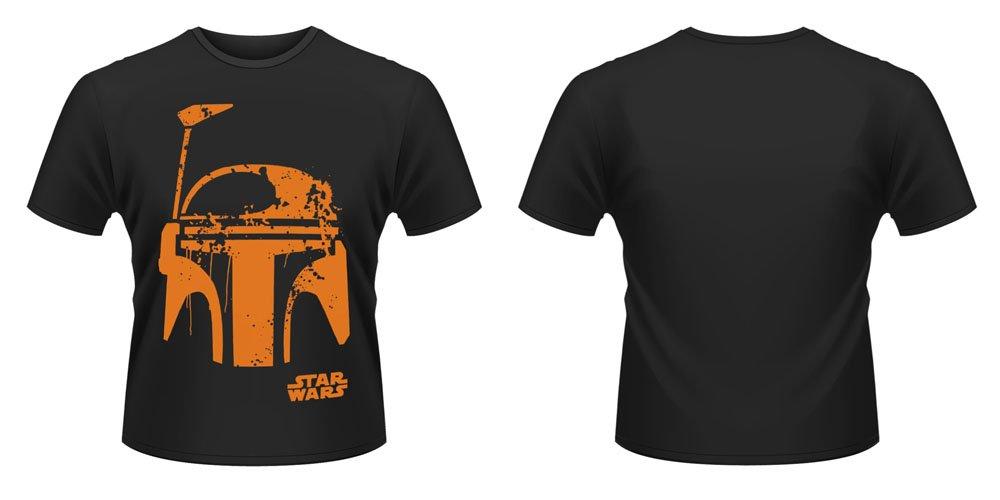 Star Wars T-Shirt Halloween Boba Fett Size M